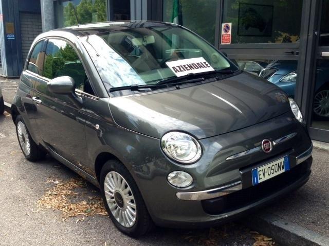 Fiat 500 Lounge km zero