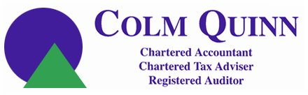 Colm Quinn Chartered Accountants logo