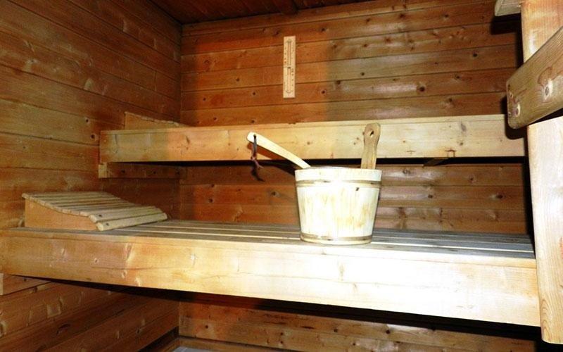 estetista sauna finlandese
