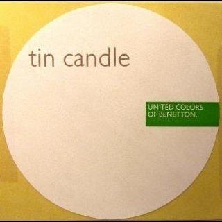 etichetta candele
