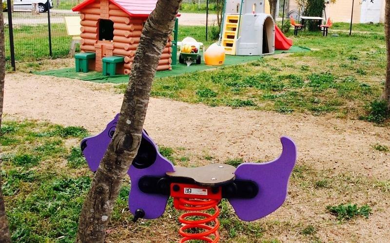 parco giochi Ogliastra