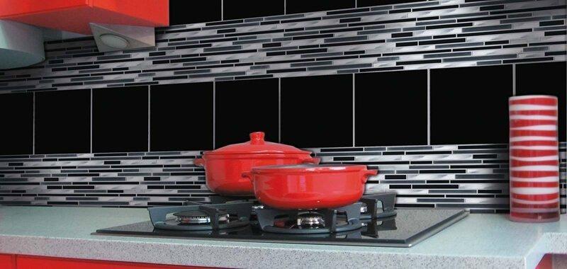 Fran-Char Glitz mozaic tiles