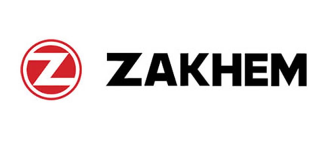 Zakhem logo bathroom tiles