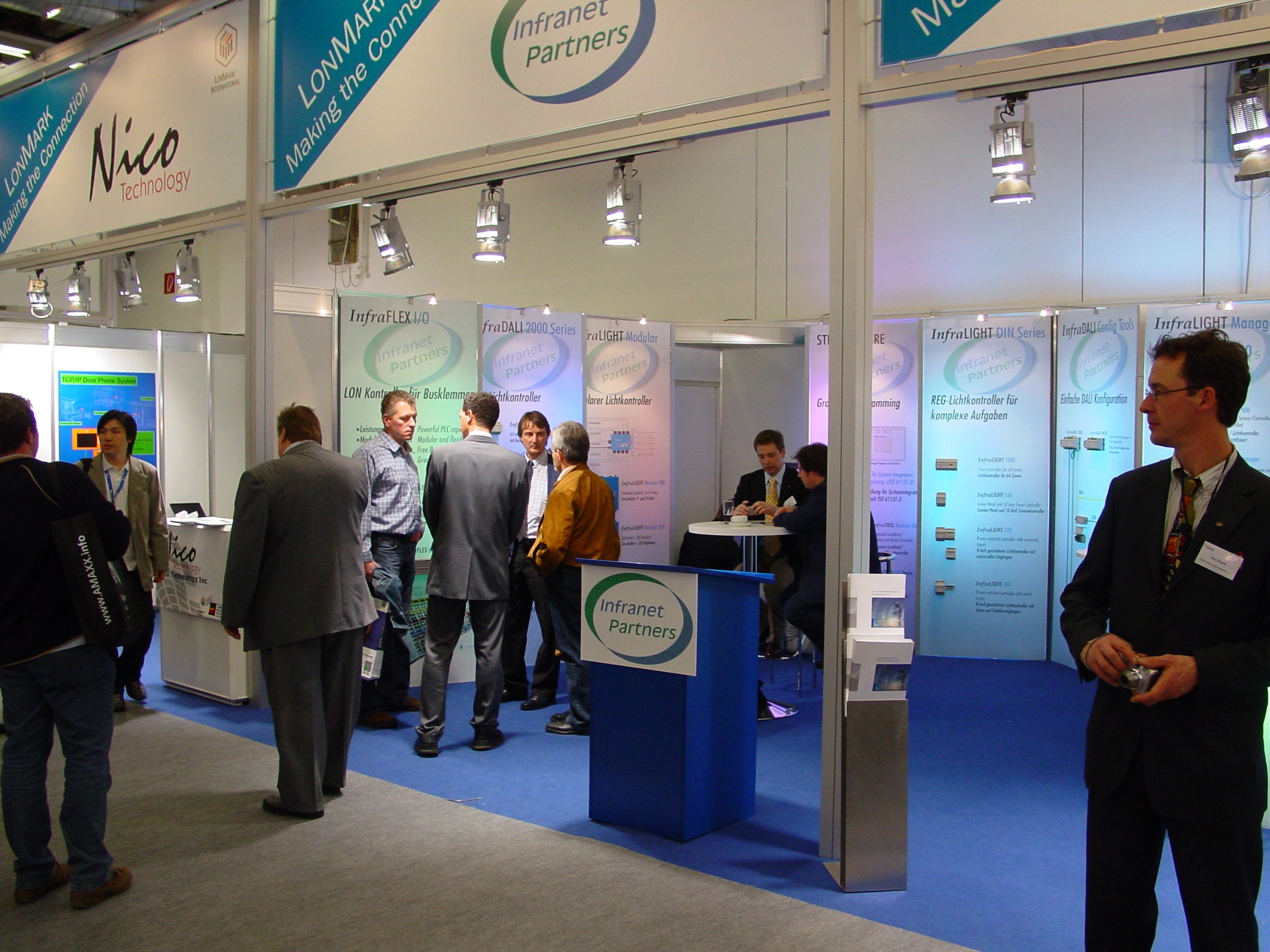 Calon Exhibition Stand 2006