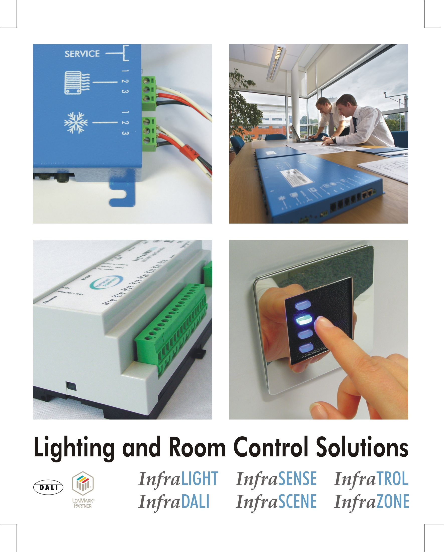 Lighting control advertisement 2008