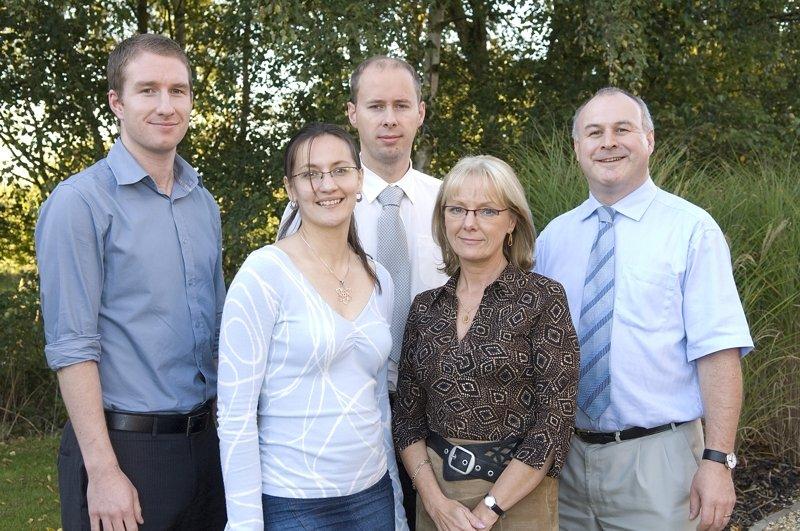 The Calon Team 2007