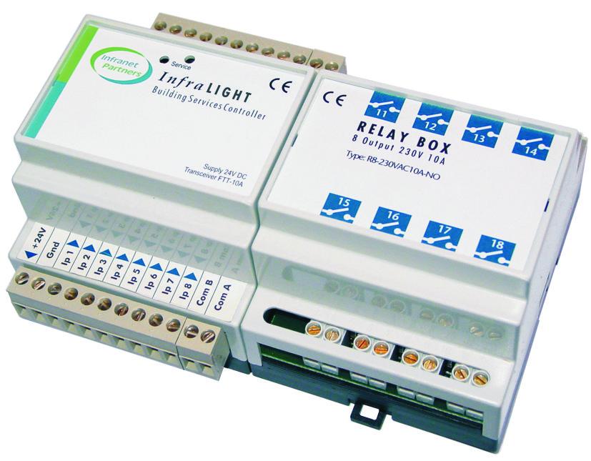 InfraLIGHT Controller 2004