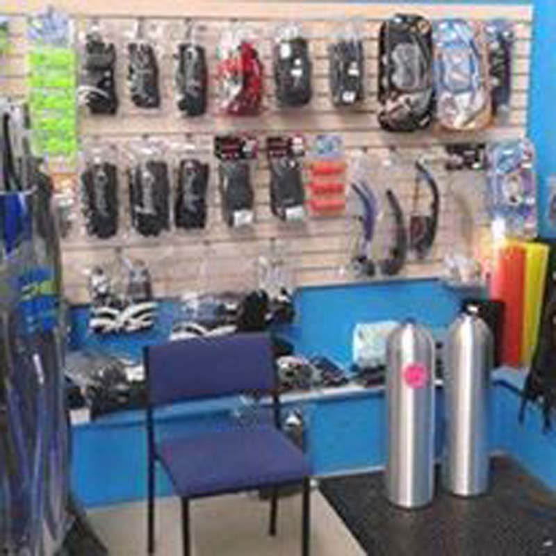 High quality diving equipment