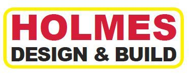 Holmes Design & Build Logo