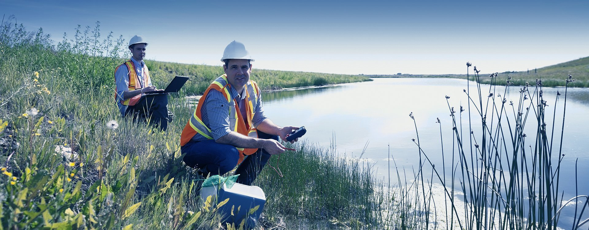 water scientist