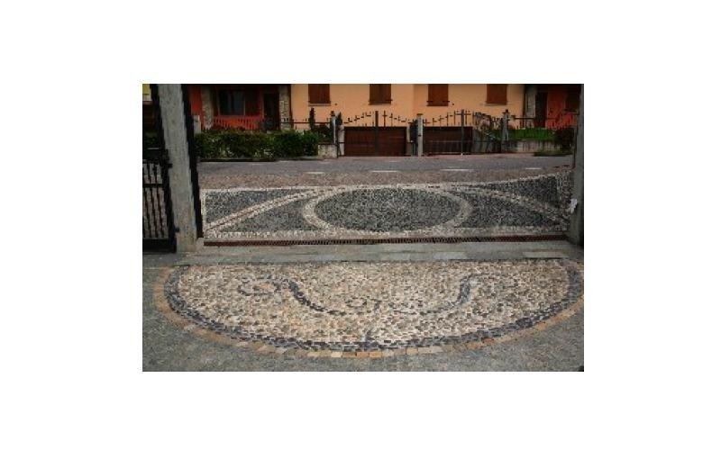 decorazioni pavimentazioni private