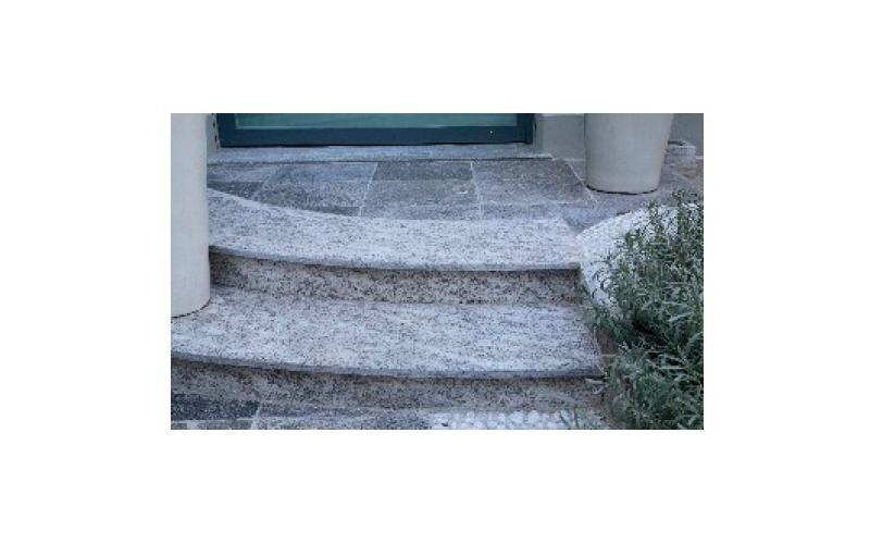 realizzazione scale in pietra
