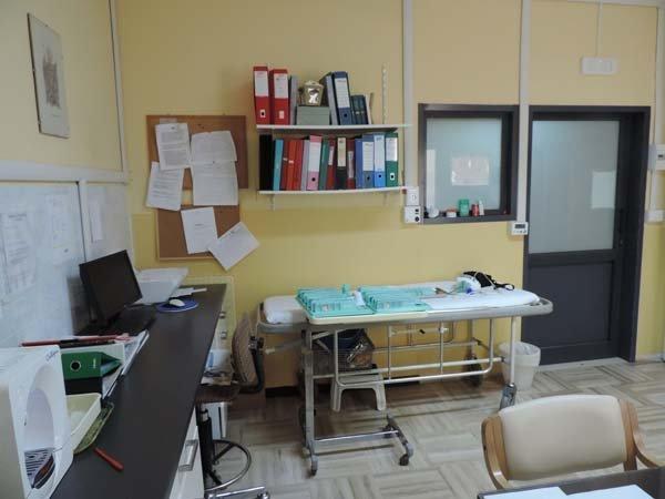 infermeria casa di riposo