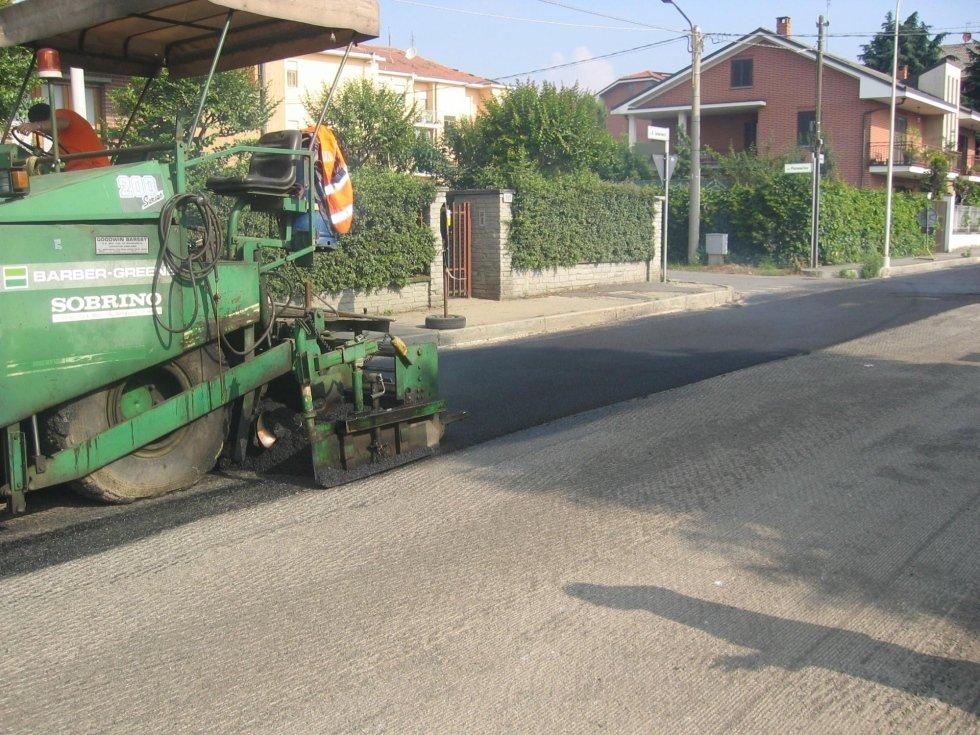 base per asfalto