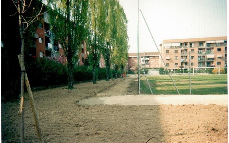 costruzione campo