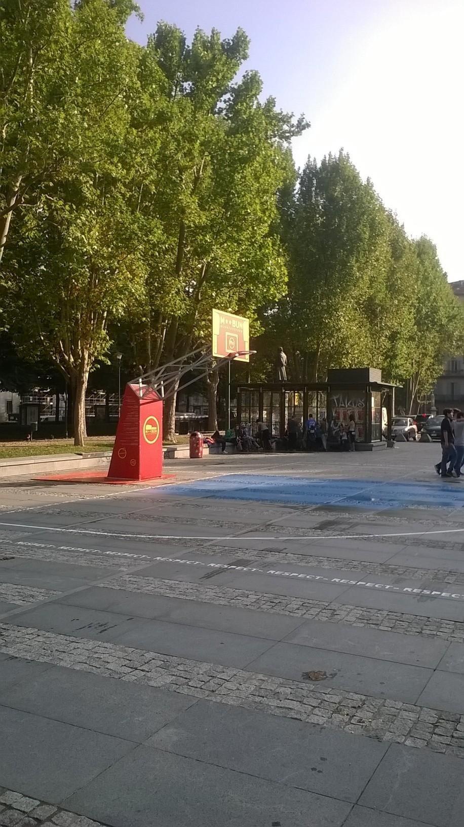 campo pallacanestro