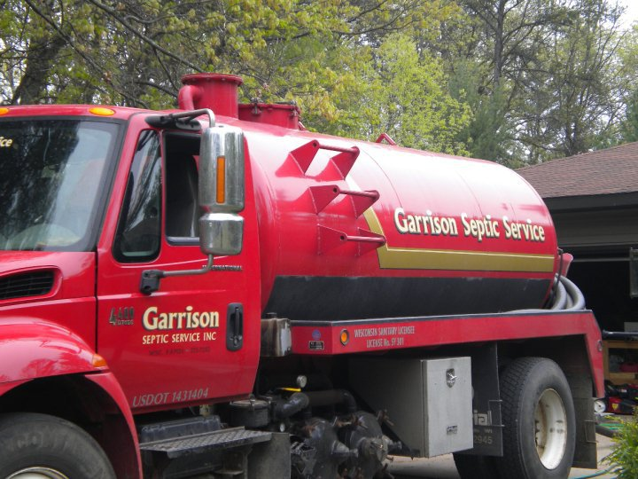 Septic tank installation for new construction in Wisconsin Rapids, WI
