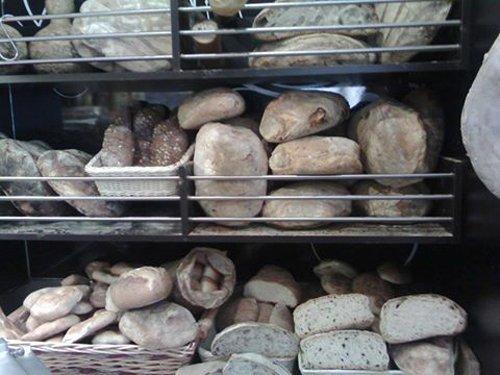 assortimento pane