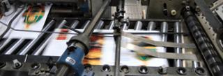 Etichette tessute e stampate