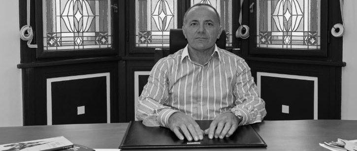 una foto in bianco e nero di Fabio Sambaldi