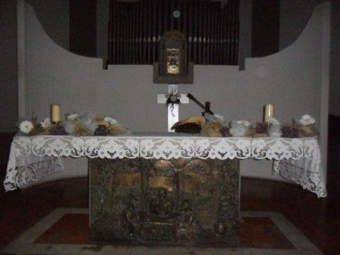 Allestimento chiese per matrimoni e battesimi