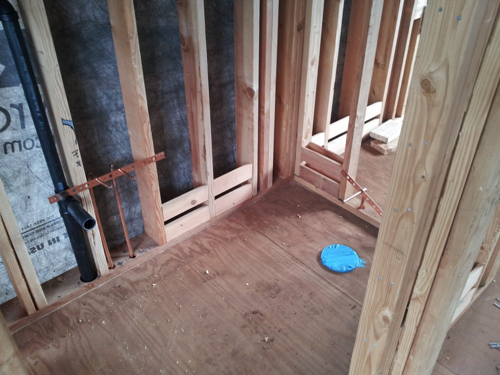 Area requiring remodeling services in Kailua, HI