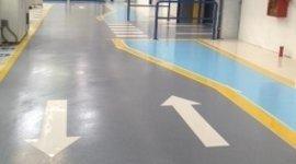 resina epossidica, pavimenti industriali, pavimenti su misura