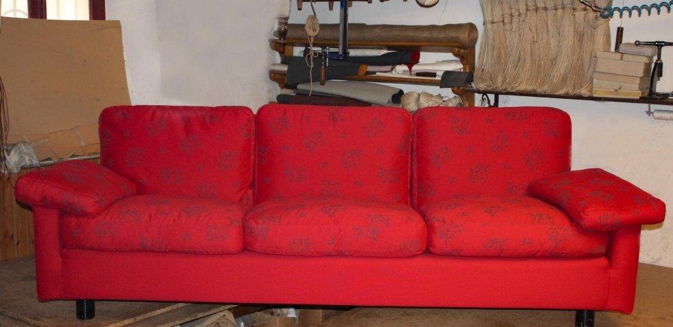 confezionamento fodera per divani