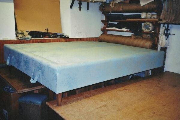 Artisan double bed