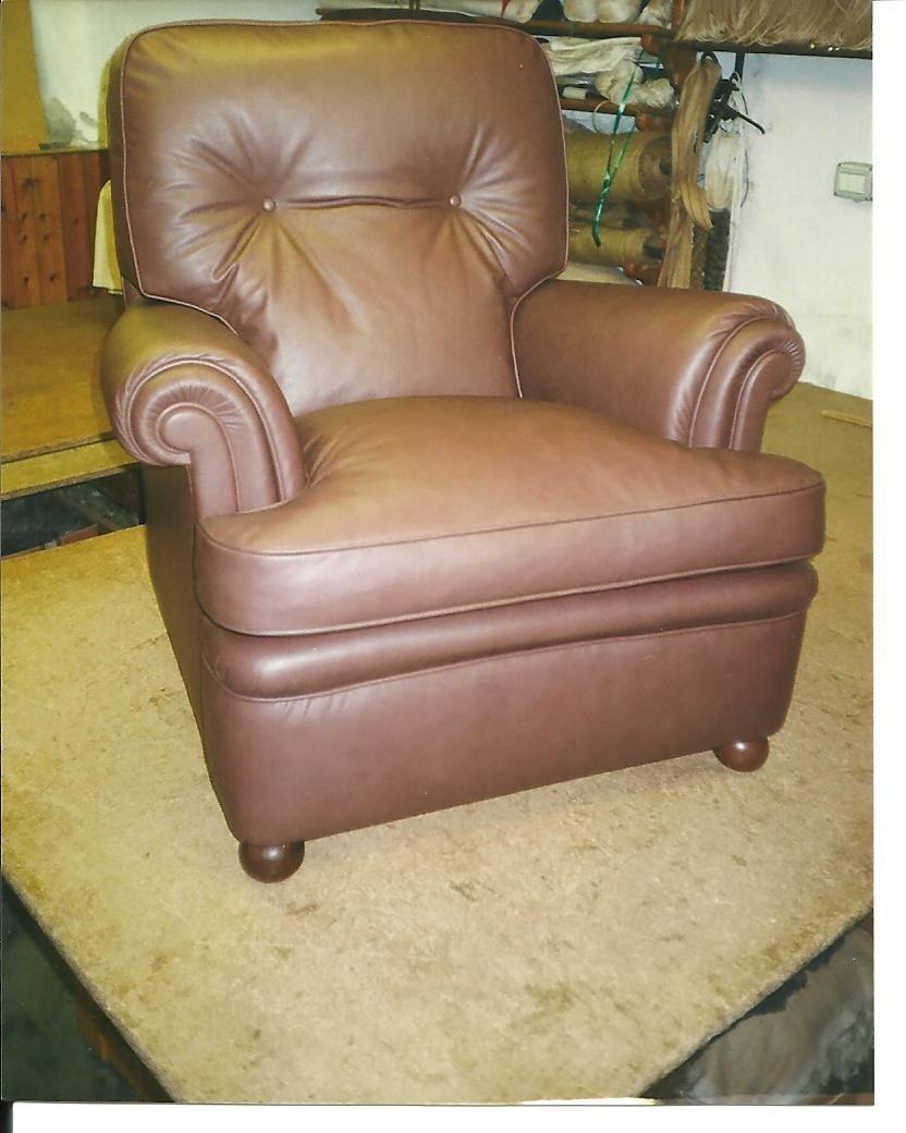 repair of Frau armchair