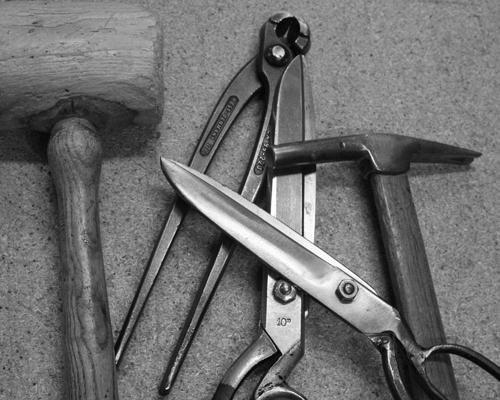 Upholsterer's tools
