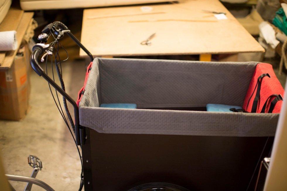 confezione fodera x minivan bicicletta