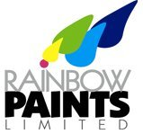 Rainbow Paints  logo