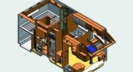 produzione di arredamenti pernautica, produzione di arredamenti per veicoli ricreazionali