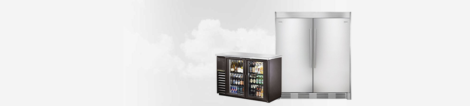 A range of refrigeration options