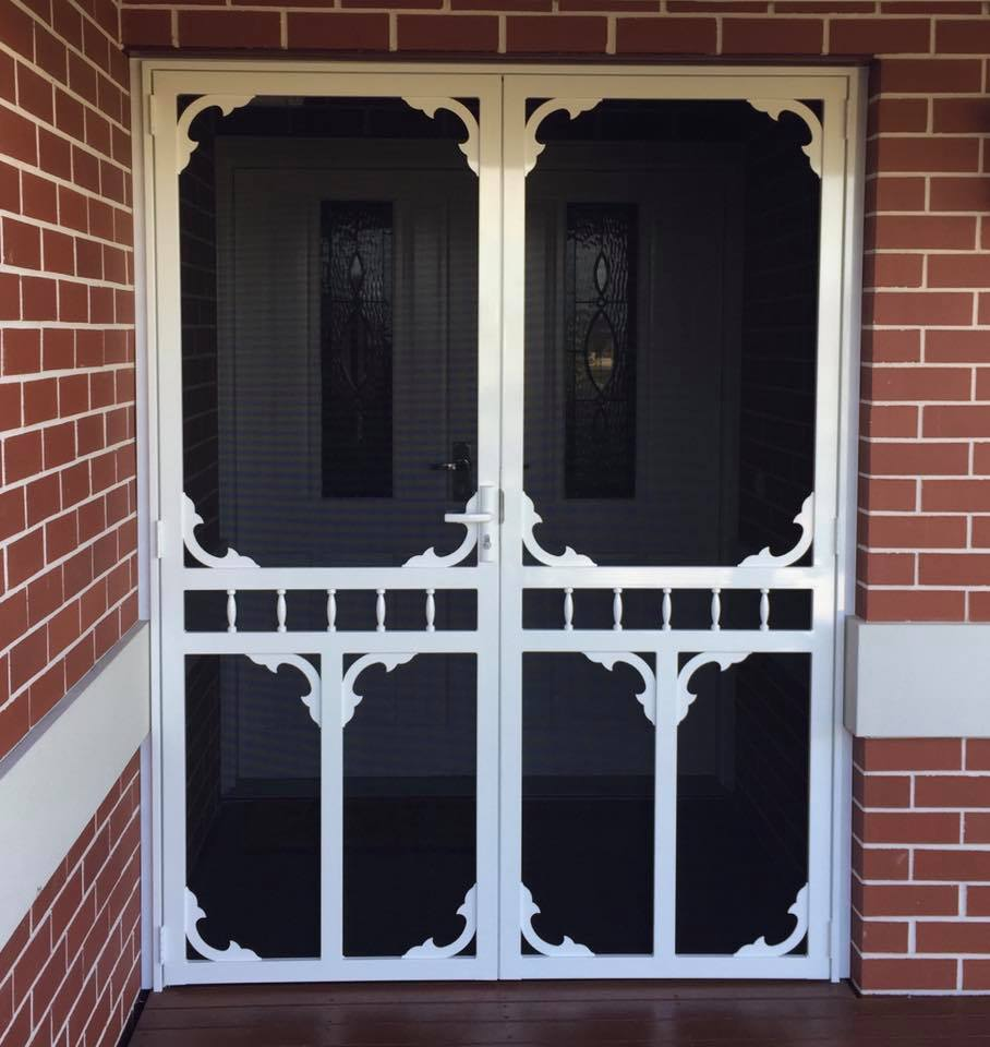 New 2019 Security Doors and Screens in Perth | Bonds Security Products