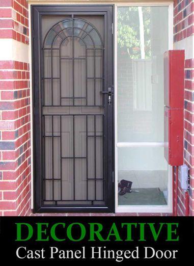 Bonds Security Security Doors Amp Screens Perth