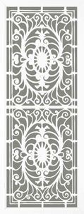 SP6 DECORATIVE DOOR