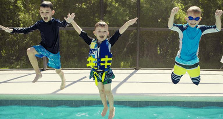 Pool Regulation Doors