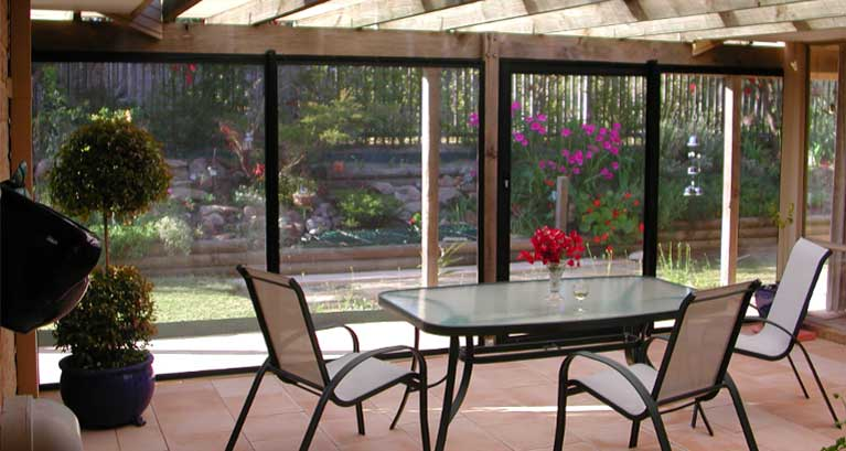 PROMESH Stainless Steel Patio Enclosure