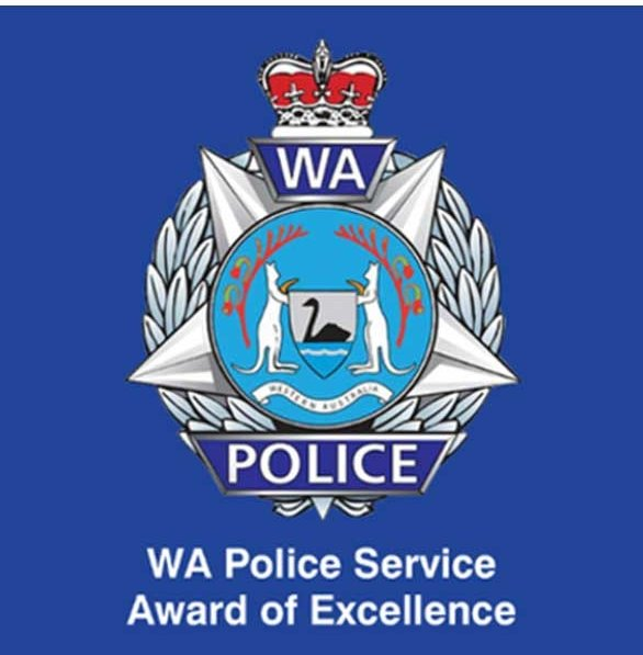 WA Police Service Award of Excellence