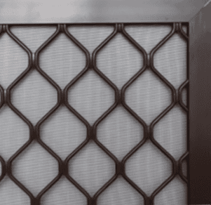 GRIDLOC Aluminium Grille Security Screen