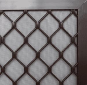 GRIDLOC Aluminium Grille Security Screen