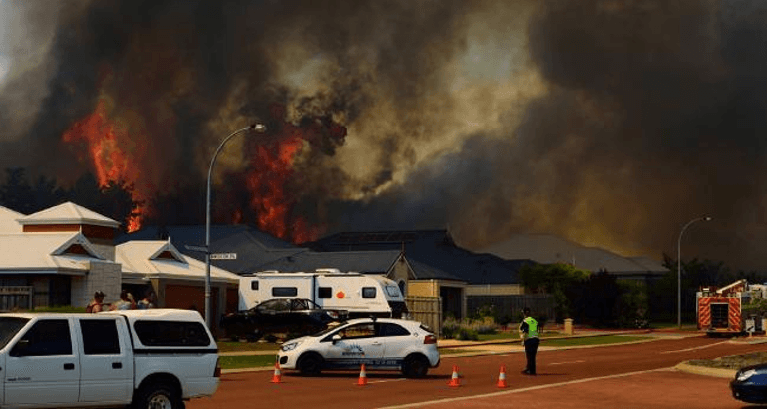 Australian Standards Bushfire Prone Areas Test