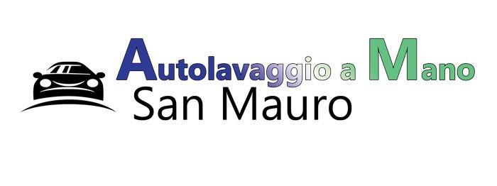 autolavaggio a mano san mauro logo