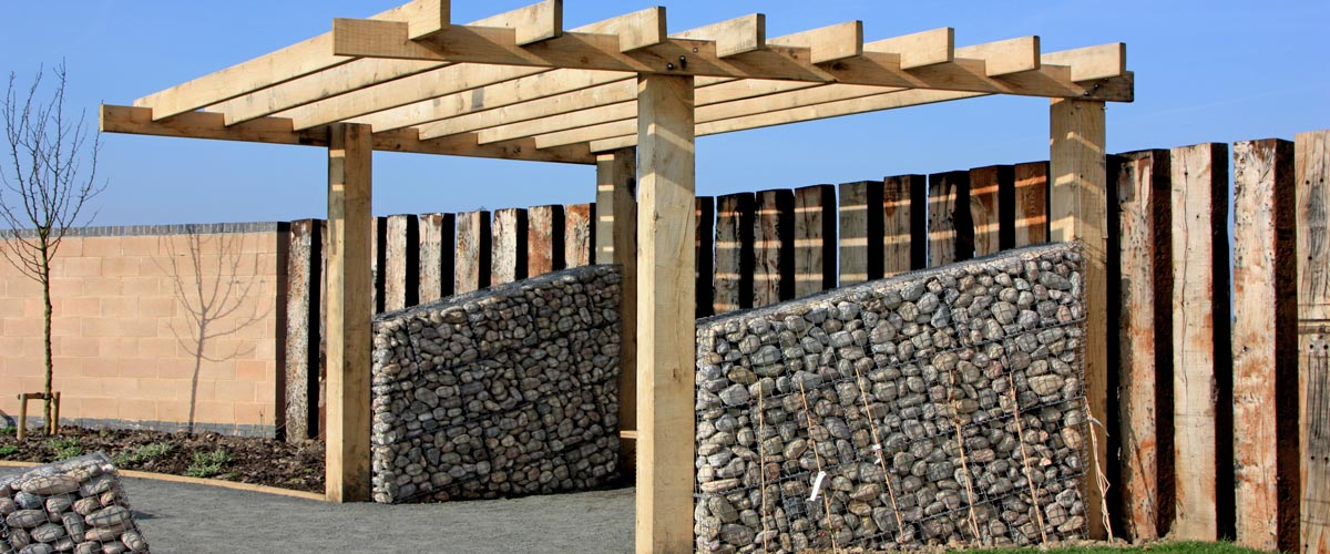 modern plastics and pergolas wooden pergolas