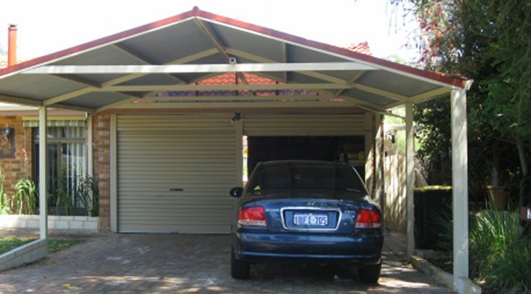 modern plastics and pergolas carports