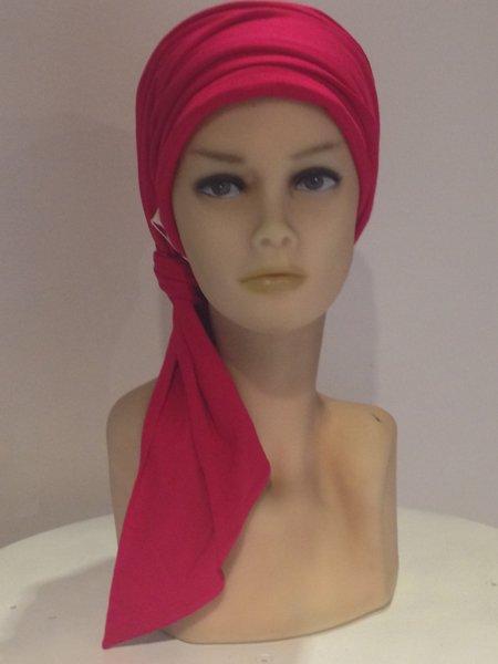 Turbanti al negozio Clary's Parrucche a Verona