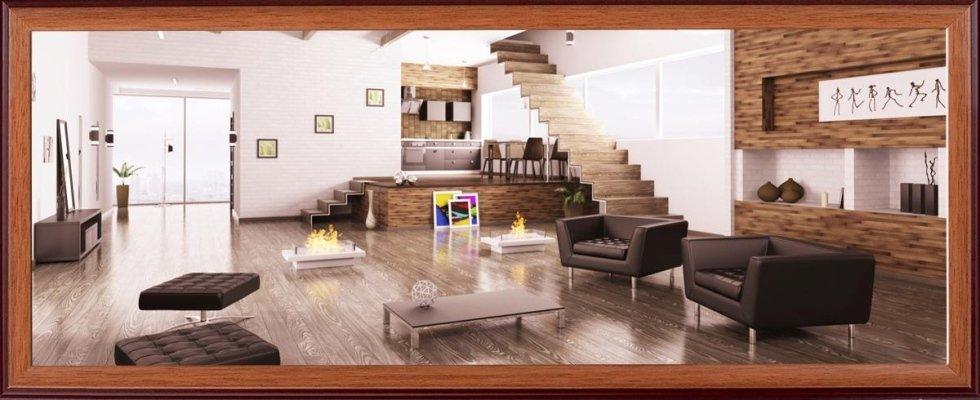 Pavimentazione e scale legno