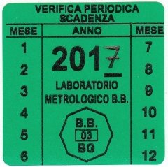 Laboratorio Metrologico